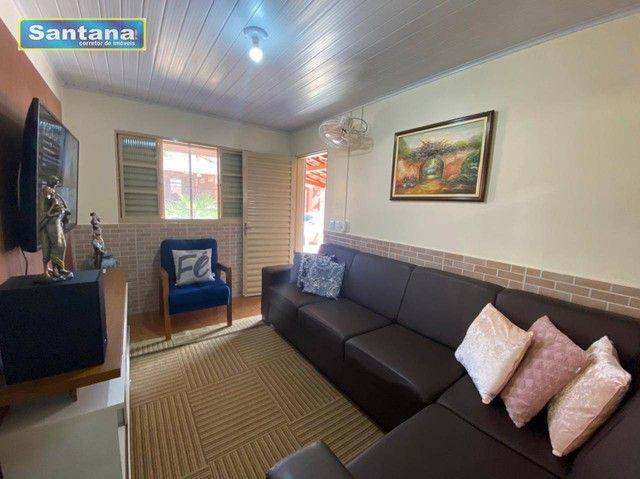 Chale com 4 dormitórios à venda, 160 m² por R$ 220.000 - Mansões das Águas Quentes - Calda - Foto 7