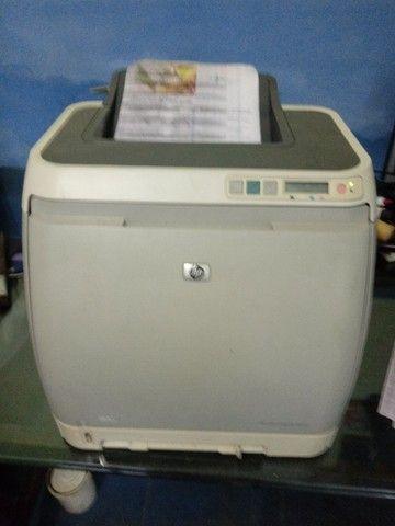 Uma Impressora HP Color LaserJet 2600n e uma Multifuncional Xerox WorkCentre 3045 - Foto 5