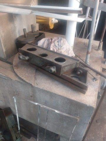 Mandrilhadeira para motor diesel ou gasolina mancais do virabrequim e comando - Foto 6