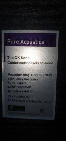 Caixa Central PURE Acoustics QX900C - Foto 4