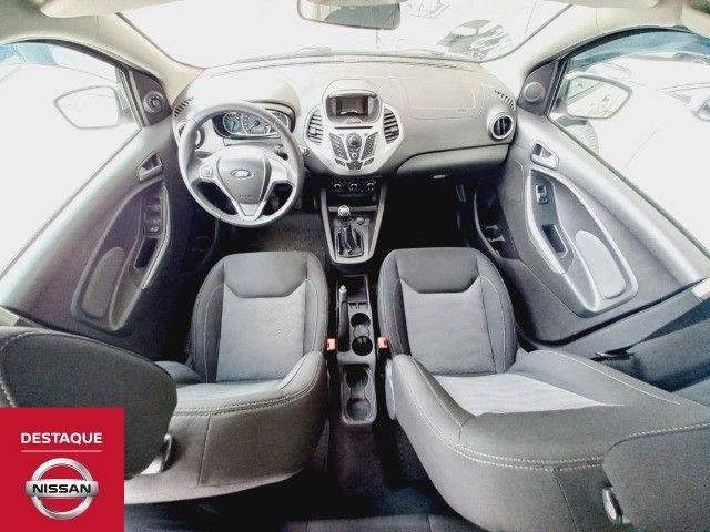 Ford Ka 1.5 SEL 2018 Prata - Foto 7