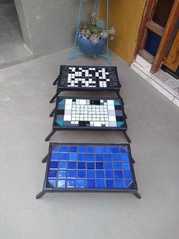 Bandejas de mosaico