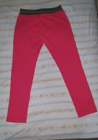 Calça feminina rosa pink - Foto 3