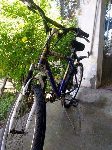 Bicicleta aro 29 com marchas - Foto 2