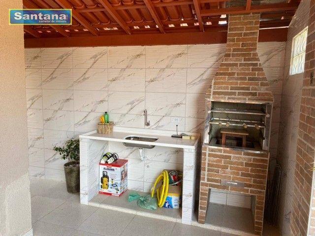 Chale com 4 dormitórios à venda, 160 m² por R$ 220.000 - Mansões das Águas Quentes - Calda - Foto 5