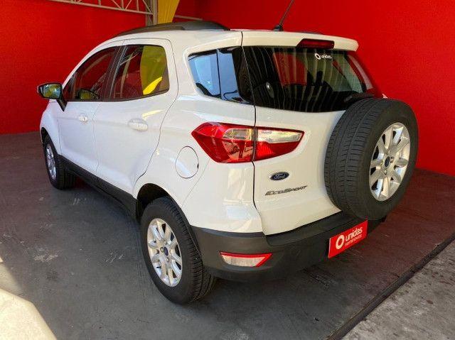 Ford Ecosport Se Tivict 2020 - Foto 4
