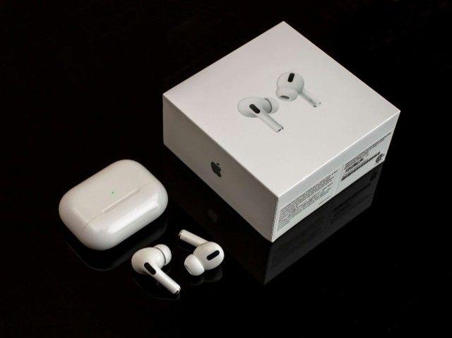 Airpods Pro Apple® Fone de ouvido sem fio Novo Lacrado