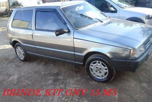 FIAT UNO SX YOUNG KIT GNV