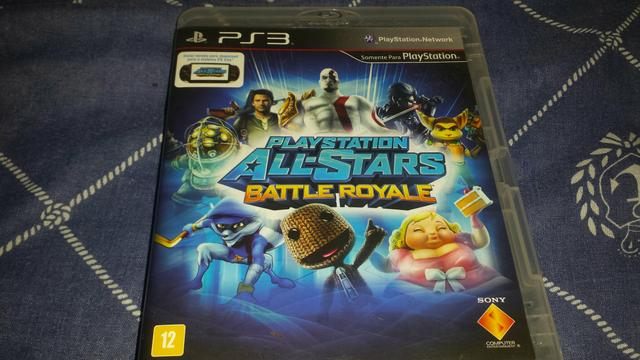 Play Station All Stars