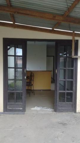 Casa 1 quarto totalmente murada Ulysses Guimarães