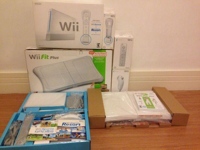 Jogo Nintendo Wii