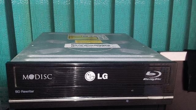 Gravador de Blu-ray LG