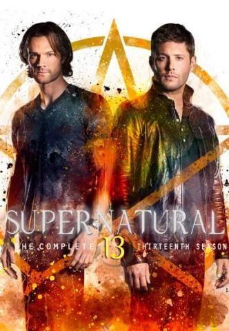 Coleção Supernatural - box Da 1ª Á 12ª