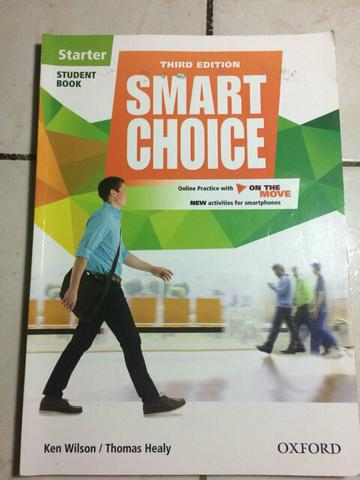 Livros Smart Choice STARTER Third Edition Oxford