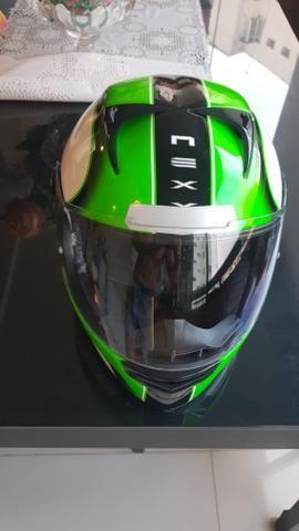 Capacete Nexx XR1.R Motion Verde