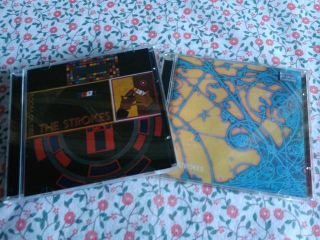 2 Cds The Strokes
