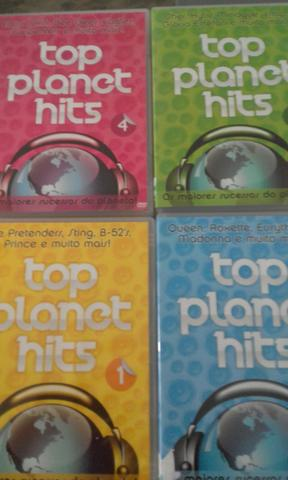 Dvd's : top planet hits
