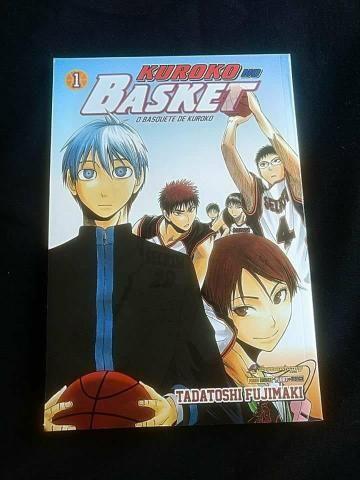 Kuroko no Basket - Vol. 1 (Mangá)