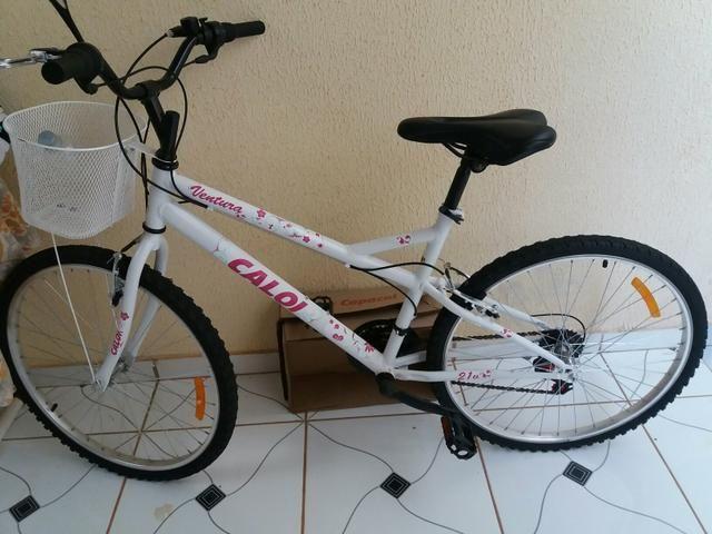 Bicicleta caloi ventura 21v aro 26