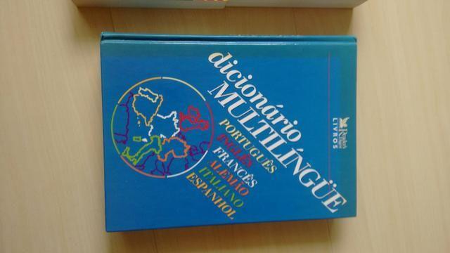 Dicionário Multilingue da Reader's Digest