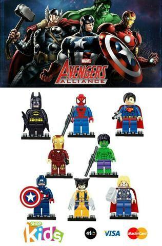 Lego Vingadores