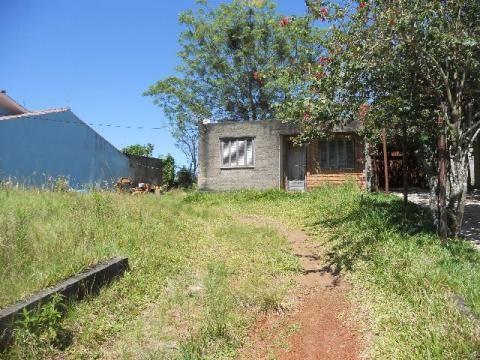 Òtimo Preço Terreno com casa no Novo Horizonte, Camobi