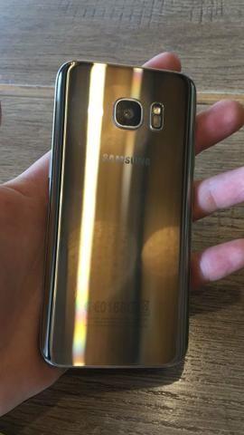 Galaxy S7 FLAT 32gb Dourado