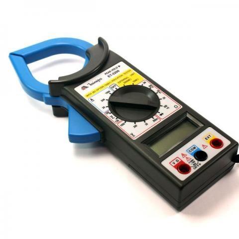 Alicate Amperímetro digital ET-3200 Minipa (novo)
