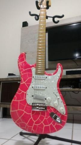 Guitarra tagima t635 antiga