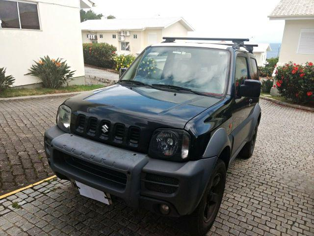 Suzuki Jimny 4all Preto