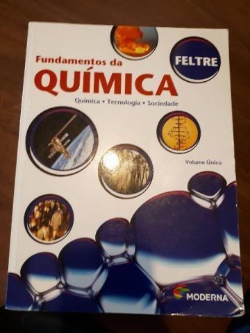 Fundamentos da Química - Volume único - Ricardo Feltre