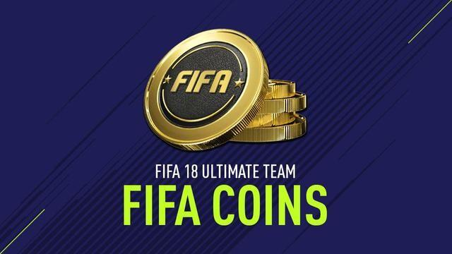 Coins ps4 fifa 18