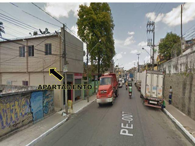 Apartamento em Tejipió com 2 quartos, não paga água