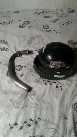 Vendo capacete i pitoco