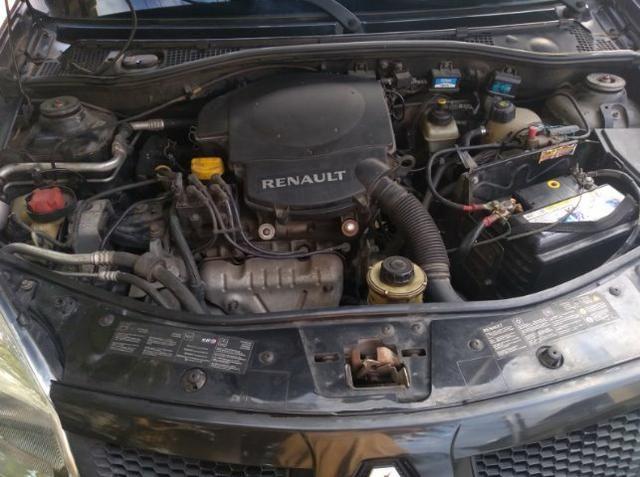 Vendo Renault Sandero 1.6 8v 2009 (GNV) - Foto 6