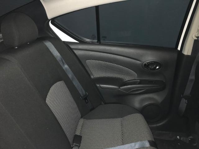 Vendo Nissan Versa = Black -Friday Antecipada! Apenas R$ 38.500 à vista! - Foto 5