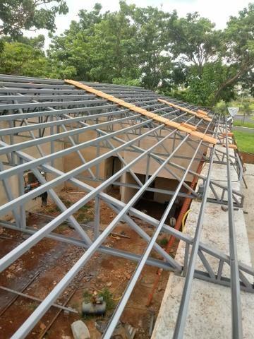 Ótimo preço em Estruturas Metálicas, Galpões e residênciais - Foto 2
