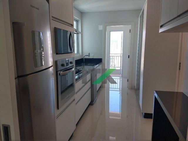 Apartamento com 3 dormitórios à venda, 142 m² por R$ 2.390.000 - Centro - Balneário Cambor - Foto 4