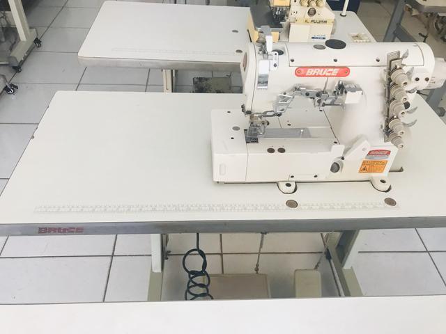 Ven.do e com.pro maquinas de costura - Foto 2