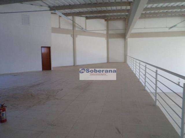 Galpão comercial para venda e locação, Jardim Santa Rosa, Vinhedo. - Foto 13
