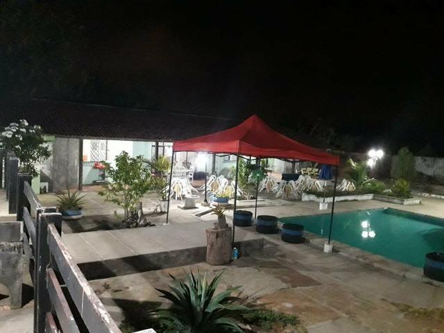 Casa com piscina para Natal, fins de semana e mensal - Foto 11