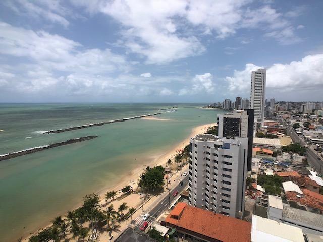 Apartamento 127m2, 3 quartos, 1 suíte, lazer completo, Beira-Mar de Olinda