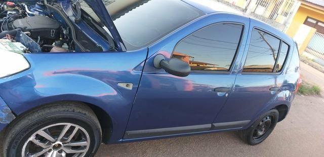 Pra Hoje Renault sandero ACEITO MOTO * - Foto 5