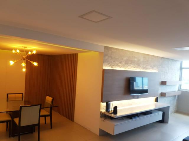 Excelente apartamento no Farol, 3 quartos - Foto 2