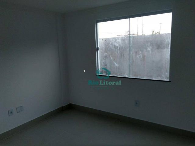 Casa com 3 dormitórios à venda, 115 m² por R$ 370.000 - Ouro Verde - Rio das Ostras/RJ - Foto 11