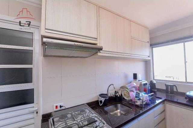 Apartamento com 3 dormitórios à venda, 79 m² por R$ 310.000,00 - Bacacheri - Curitiba/PR - Foto 11