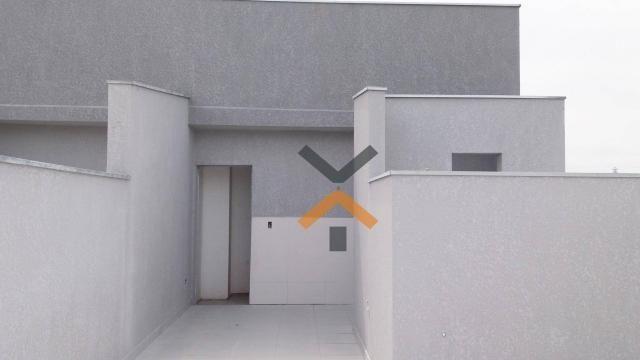Cobertura com 2 dormitórios à venda, 46 m² por R$ 250.000,00 - Vila Humaitá - Santo André/ - Foto 9