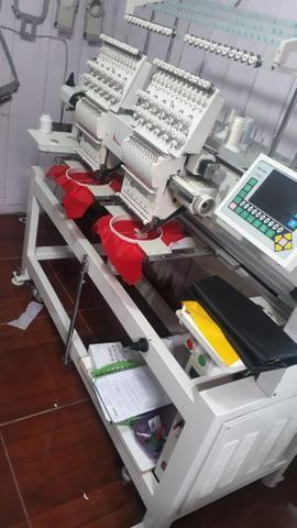 Máquina de bordado - Foto 4