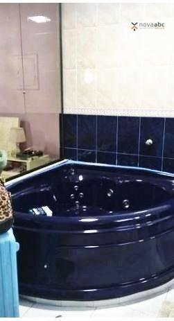 Sobrado com 3 dormitórios à venda, 220 m² por R$ 590.000 - Parque Marajoara - Santo André/ - Foto 15