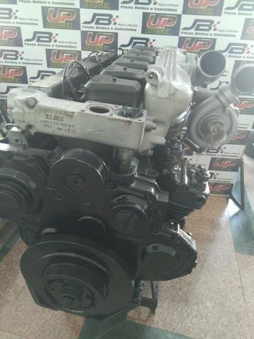 Motor usado MWM X10 6cc - Foto 4